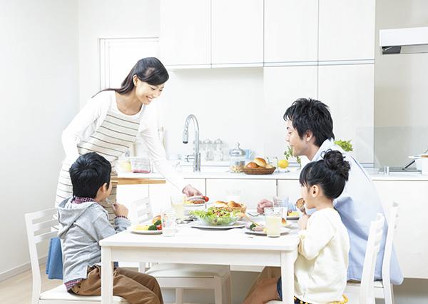 健康によい住宅