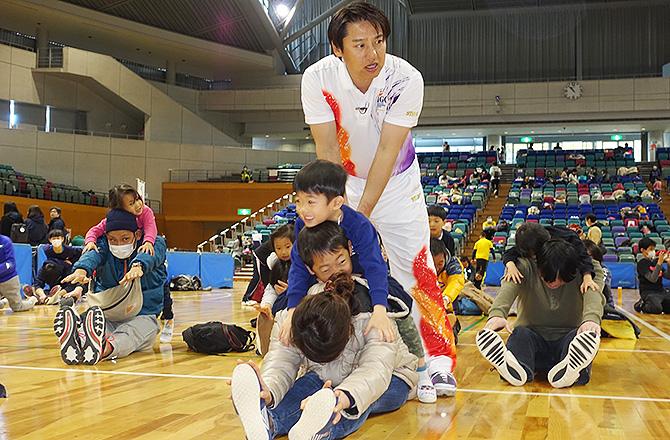 教室 池谷 幸雄 体操
