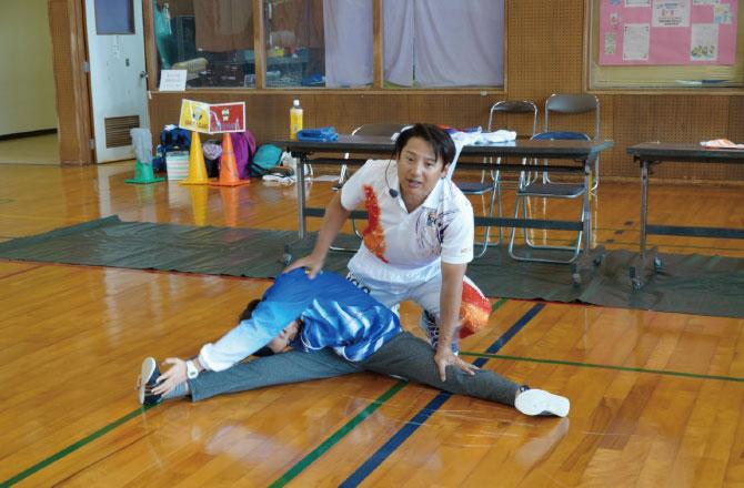池谷 幸雄 体操 教室